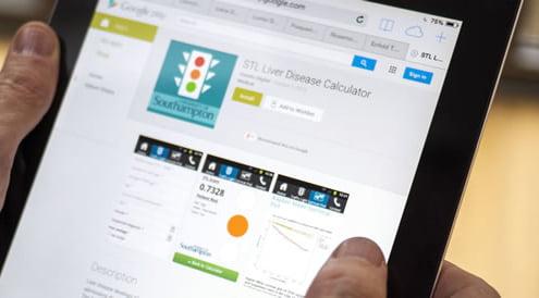 University of Southampton Liver Disease App