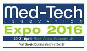 Genetic Digital - MedTech Innovation Expo