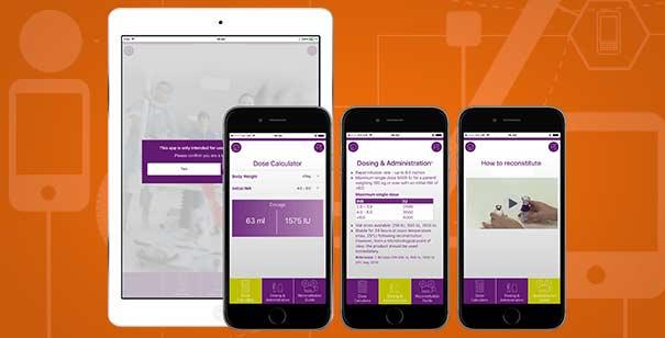 Dosage Calculator app