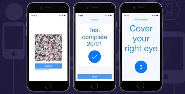 Mindset Technologies - Proof of concept app