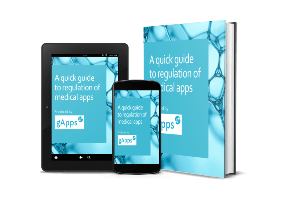 A quick guide to regulation of medical apps