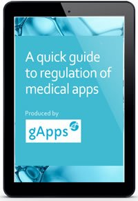 Guide to regulation of medical apps